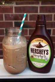 hershey s chocolate syrup can.  Chocolate Hersheys Simply 5 With Hershey S Chocolate Syrup Can