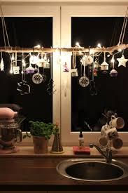 Fensterdeko Weihnachten Basteln Ideen Kueche Spuele