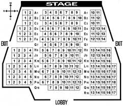 Sherman Theater Summer Stage Seating Chart Show Times Ticket Information Sherman Community Players