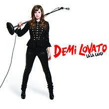 la la land demi lovato album cover. Demi Lovato La Landjpg And Land Album Cover Wikipedia