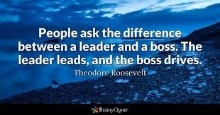 Leadership Quotes By Women 60 Inspiration Boss Quotes BrainyQuote