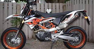 just converted my 2016 ktm 690 enduro r to a supermoto motorcycles