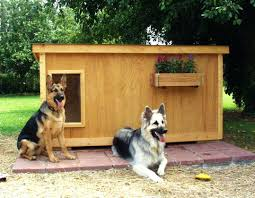 large dog house plans christms lrge simple x insulated free
