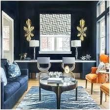 navy and gold living room decor ideas astonishing blue royal white gorgeous inspiratio