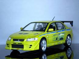 toyota supra fast and furious green. 2002 mitsubish lancer evo toyota supra fast and furious green