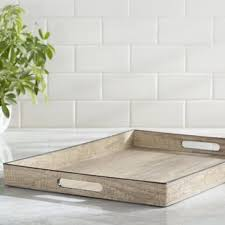 Decorative Trays For Ottoman Decorative Trays You'll Love Wayfair 50