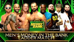 WWE Money In The Bank 2021 Full Results ...