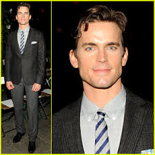 Matt Bomer suits up while attending the Billy Reid fashion show held during Mercedes-Benz Fashion Week Spring 2014 on Friday evening (September 6) at the ... - matt-bomer-billy-reid-fashion-show-after-fifty-shades-comments