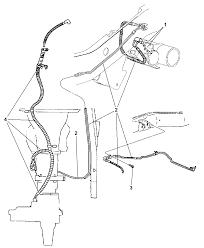 2001 dodge ram 1500 quad club cab vacuum lines front axle transfer case