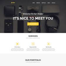Free Resume Cv Web Templates Free PSD Portfolio and Resume Website Templates in 100 Colorlib 58