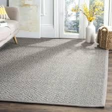 charming gray jute rug natural fiber contemporary geometric jute light grey gray jute rug target