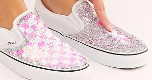 New Vans Sequin Sneakers <b>2019</b> | POPSUGAR <b>Fashion</b>