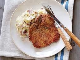 pan fried pork chops recipe ree