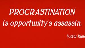 Procrastination Quotes Cool Procrastination Quotes