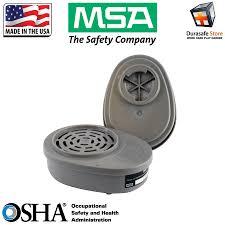 Msa 815355 Gma Organic Vapor Cartridge For Advantage X 2 Durasafe Shop