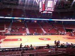 Temple Liacouras Center Seating Chart Liacouras Center Section 114 Row T Home Of Temple Owls