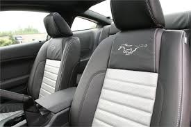 image for larger version name mustang seat concept tuscany midnight with carbon glacier