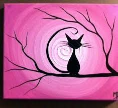 wall art painting easy