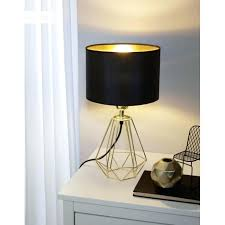 eglo table lamp 2 table lamp brass eglo 85104 a solo 1 table lamp nickel frosted