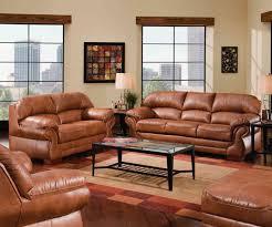 Leather Chair Living Room Sweetlooking Genuine Leather Living Room Sets All Dining Room