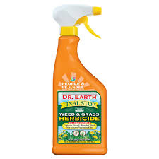 A wide variety of organic weed killer options are available to you, such as liquid, powder, and granular. Dr Earth 24 Oz Ready To Use Weed And Grass Herbicide 8002 The Home Depot