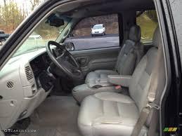 2000 Chevrolet Silverado 3500 LS Crew Cab 4x4 Dually Interior ...