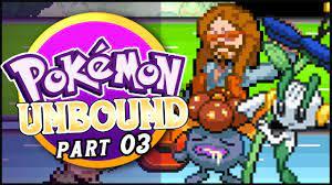 Pokemon Unbound Part 3 THIC FOG Pokemon GBA Rom Hack Gameplay Walkthrough -  YouTube