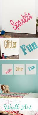 this is diy room decor is so cute it looks like easy wall art that