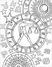 Showing 12 coloring pages related to zodiac. Pin On Coloring And Other Activities