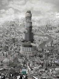 7 Days Inn Changsha Ba Yi Road Jun Qu Branch The Tower Of Babel Photo Manipulations By Du Zhenjun