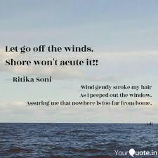 Wind Gently Stroke My Hai Quotes Writings By Aditya Mohan