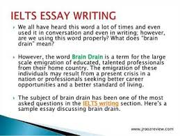 brain drain essay types of essay writing brain drain essay