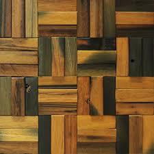 decorative reclaimed wood art interior