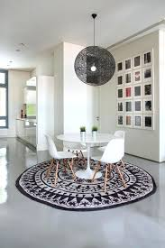6 foot round rug. Round Rug 7 Attractive 6 Foot Regarding Modern Dining Room Decor With Beautiful And B