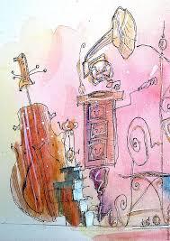 Более лучших идей на тему Графическая работа на  Купить Перерыв на чай принт акварель акварельная картина акварельная живопись