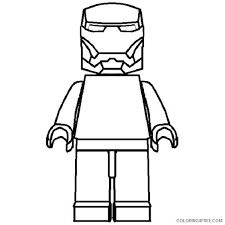 Top 20 iron man coloring pages: Lego Iron Man Coloring Pages For Kids Coloring4free Coloring4free Com