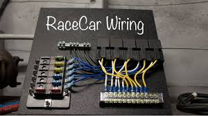 race car wiring wiring diagram rows diy race car fuse relay panel race car wiring tips diy race car fuse relay