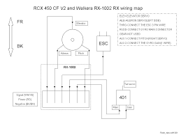 trex 450 wiring diagram wiring diagram and schematic whole 450 v2 from wholers