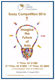 thf imagine the future of asia essay competition head foundation congratulations to the winners of thf imagine the future of asia essay competition