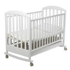 <b>Детская кроватка</b> качалка Джованни 120x60см - Pappaloni ...