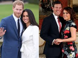 The book says harry and eugenie were the closest of friends. Differences Between Meghan Markle S And Princess Eugenie S Weddings Business Insider