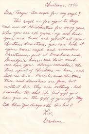 grandma s letter