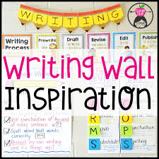 Anchor Charts For Writing Writing Wall Inspiration Teacher Trap