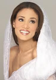 wedding veil beautiful bridal makeup