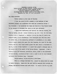 documents related to fdr and churchill national archives click to enlarge franklin d roosevelt library