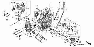 honda engine gx690