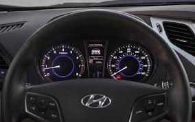 2013 Hyundai Azera Gauge Cluster Photo #50500086 - Automotive.com