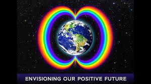 Rainbow Light Meditation Visualization For A Meditation Rainbow Light Youtube