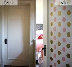 bedroom door decoration. Bedroom Door Makeover With Decals Via (mylifeatplaytime) For | Girls Decor Ideas Click Tutorial Decoration R