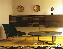 old modern furniture. Compass Card Table Prototype, Maxime Old - Modern Art Furniture Designer B